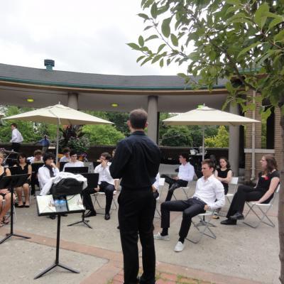 Concert spécial de l'Alborada à Montréal