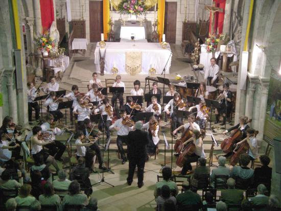 Concert de Pacy s/Eure