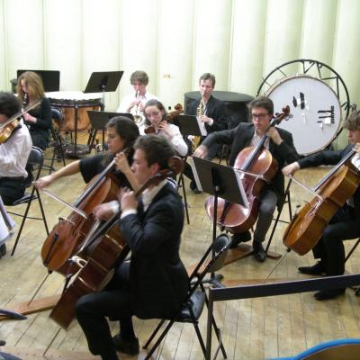 Concert du stage 2011 - Suisse