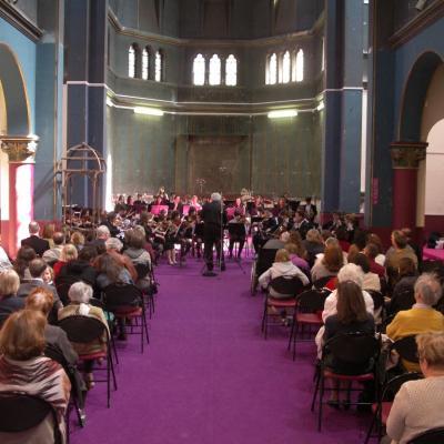 Concert d'Issy-les-Moulineaux