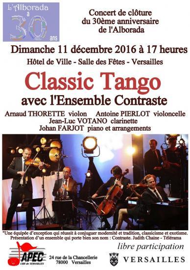 Montage tango 3